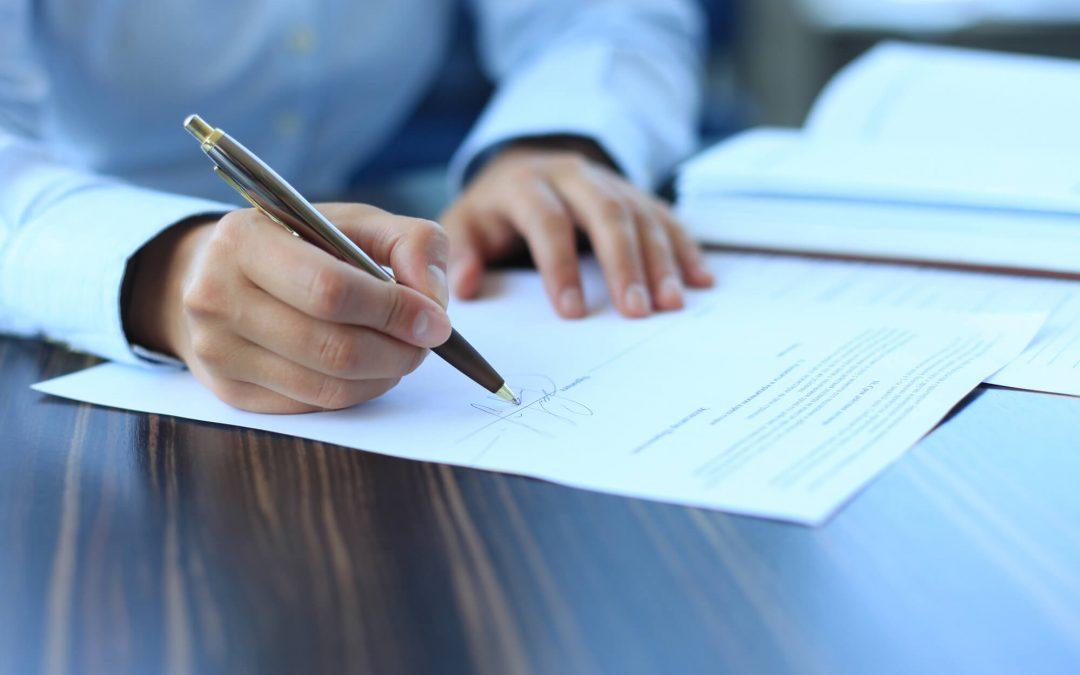 Documentos Contrato de Aluguel