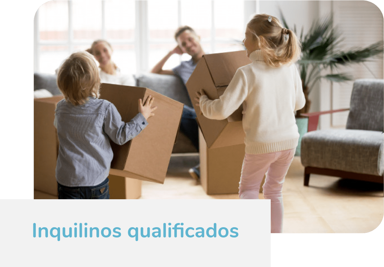 inquilinos qualificados